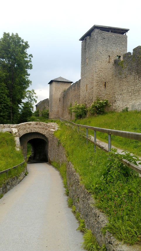 Hike to Fortress Hohensalzburg.