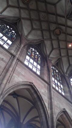 Freiburg Münster, Freiburg, Germany.