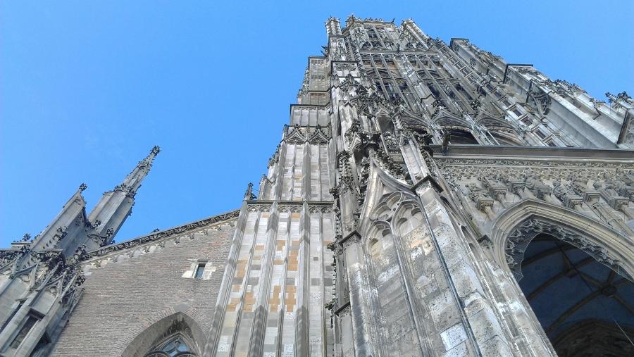 Ulm Minster, Ulm, Germany.