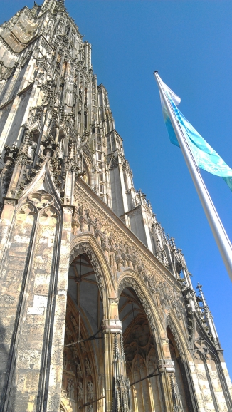 Ulm Minster, Ulm, Germany.