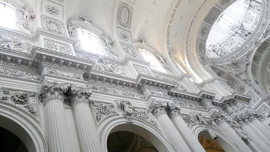 Saint Kajetan's Church, Munich, Germany.