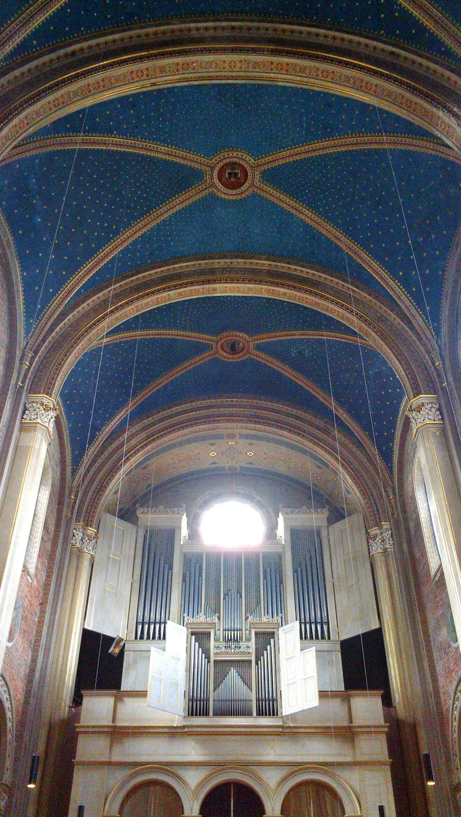 Saint Ludwig's Church, Munich, Germany.