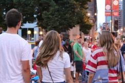 Forth of July at Fair Saint Louis, Saint Louis.