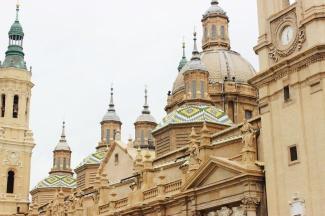 El Pilar Basilica, Zaragoza.