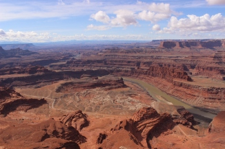 Dead Horse Point State Park.