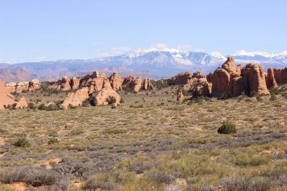 Devil's Garden Primitive Trail.