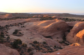 Hike to Delicate Arch.