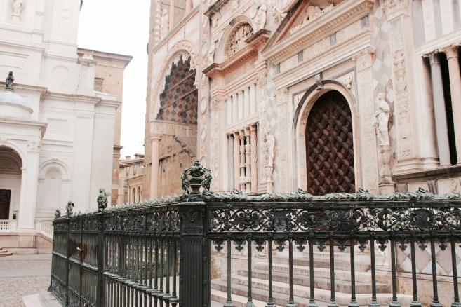 Bergamo Cathedral.