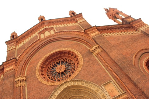 Santa Maria del Carmine, Milano.