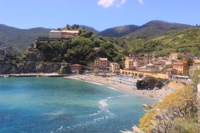 Monterosso al Mare.