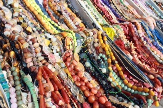 Naschmarkt Flea Market.