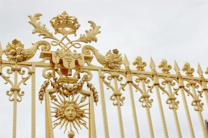 Chateau de Versailles.