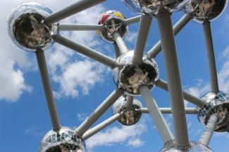 The Atomium, Brussels.