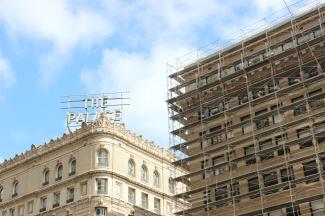 Palace Hotel.