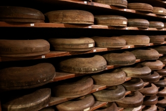 Paul's Hat Works, a hundred-year-old operating hat shop.