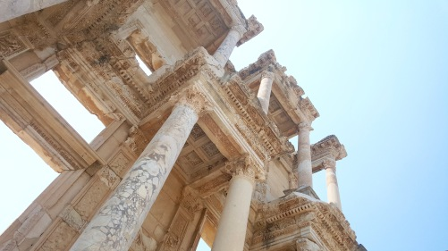 Library of Celsus.
