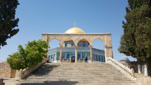Temple Mount.