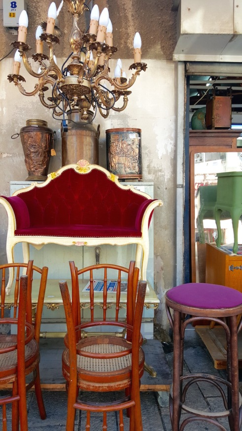Jaffa Flea Market.