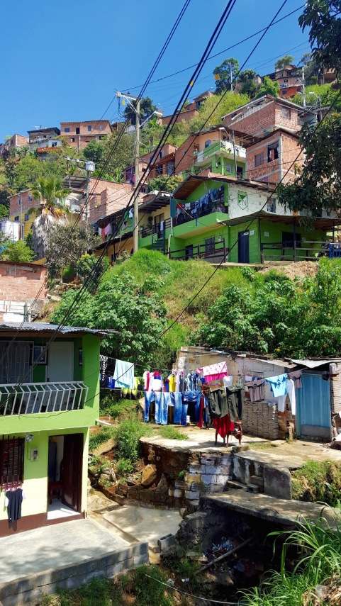 La Esperanza, Medellin.