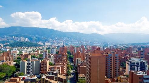 Laureles, Medellin.