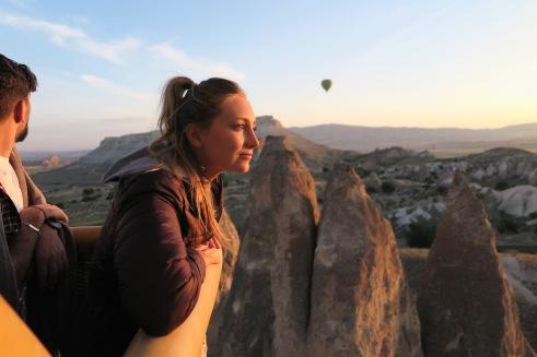Cappadoccia.