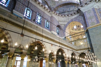 Yeni Cami (New Mosque).
