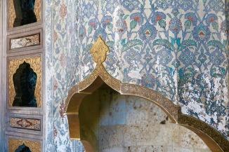 Topkapi Palace.