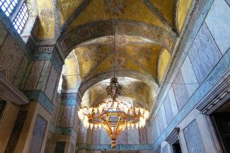Aya Sofya (Hagia Sophia).