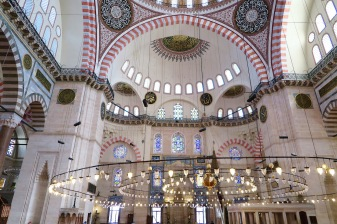 Süleymaniye Mosque.