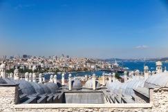 View from Süleymaniye.