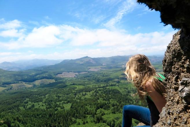 Saddle Mountain.