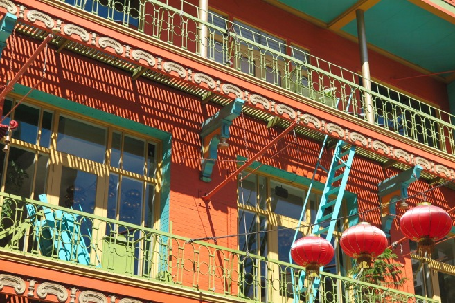 Chinatown San Francisco.