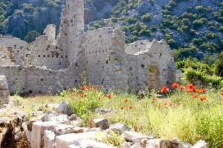 Olympos (Lycia Ruins).