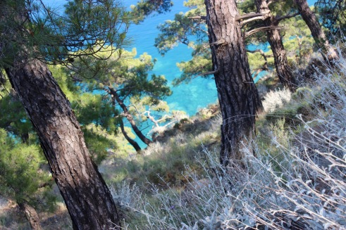 Lycian Way.