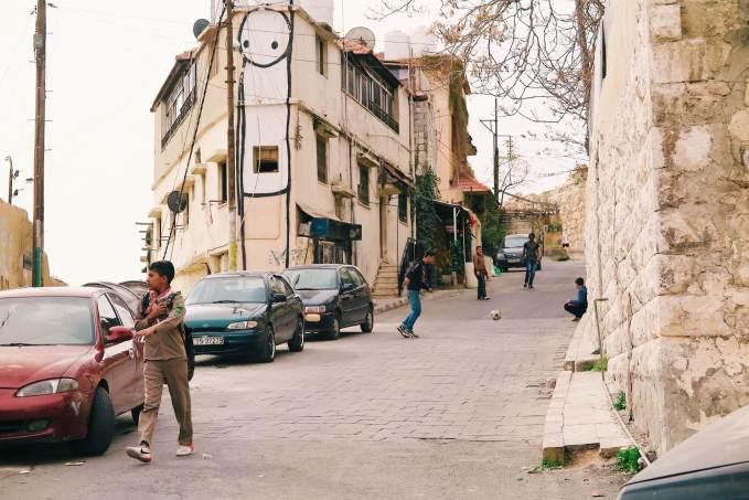 Amman.