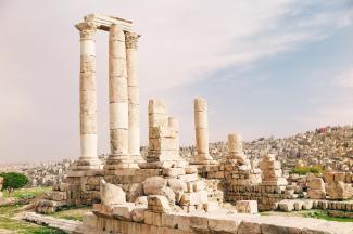 Amman Citadel.