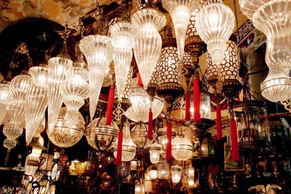 The Grand Bazaar.