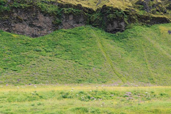 Seljalandsfoss.